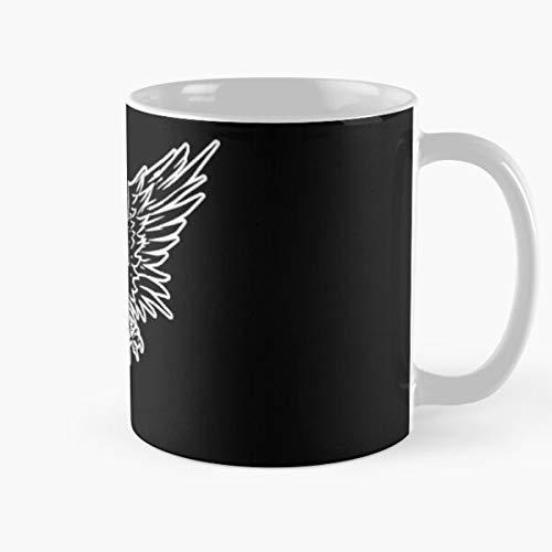 Shoprkcb Alter Bridge ACDC Blackbird Metal Heavy Music Rock Best 11 oz Kaffeebecher - Nespresso Tassen Kaffee Motive