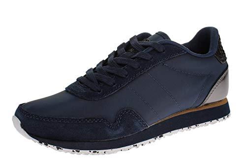 Woden Sneakers Nora III 39, 010 Navy