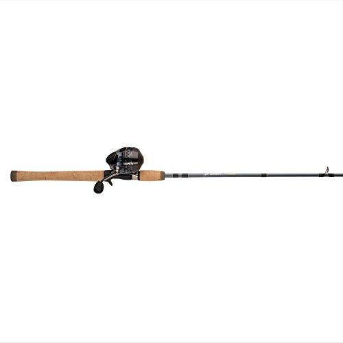 Pflueger President Spincast Combo Fishing Reel Rod