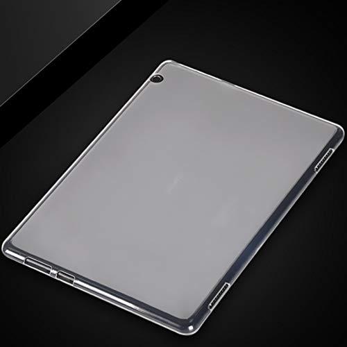 Schutzhülle für Huawei MediaPad M5 Lite mit 10.1 Zoll Hülle Slim Case Cover Ultra Dünn Stoßfest Klar - 5