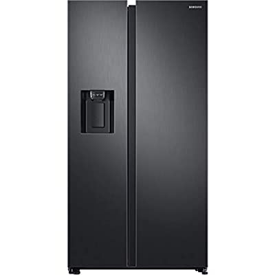 Samsung RS68N8230B1 617L Silver Fridge Freezer, Spacemax Technology