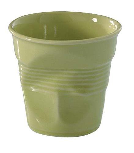 gobelet froisse cappuccino 18 cl revol verveine