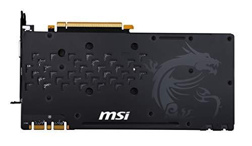 『MSI GeForce GTX 1070 GAMING X 8G 『Twin Frozr VI/OCモデル』 グラフィックスボード VD6072』の3枚目の画像
