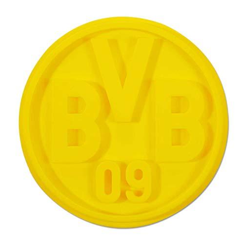 Borussia Dortmund Kuchenbackform / Backform - Silikon BVB 09