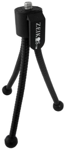 Zeikos ZE-TR201P 77-Inch Full Size Tripod Includes Carrying Case For Sony & Canon EOS Rebel T5,...