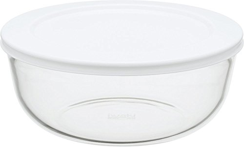 iwaki(イワキ) 耐熱ガラス 保存容器 L 1.3L パックぼうる KBC4160-W1