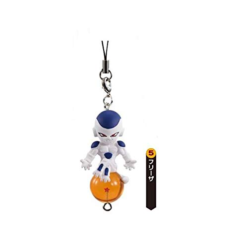 Dragon Ball Z - Llavero Freezer de 4 cm con esfera de...