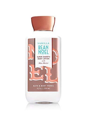 Bath and Body Works Vanilla Bean Noel Body Lotion 8 Ounce
