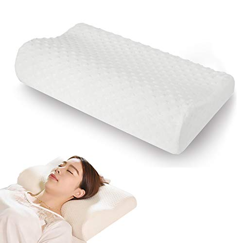 枕 安眠 肩こり 低反発 まくら 人間工学に基づいた睡眠用ネックピロー 快眠枕 いびき防止 首・頭・肩をやさしく支える