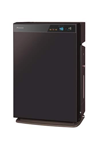 ダイキンMCK70W-T加湿ストリーマ空気清浄機(ビターブラウン)
