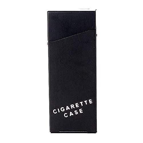 Astuccio per sigarette da uomo sottile per tabacco da donna Custodia elegante per sigarette creative Accessori per portaborse nero