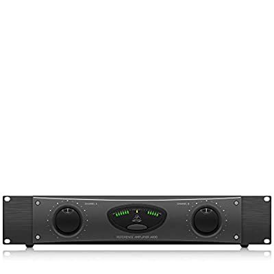 Behringer Power Amplifier (A800) from MUSIC Group