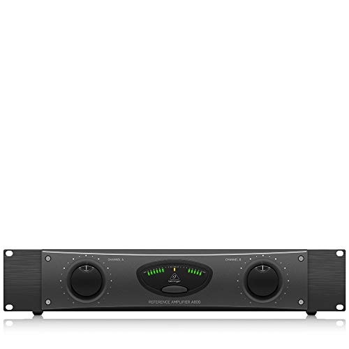 Find Cheap Behringer Power Amplifier (A800)