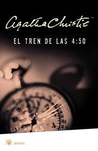 Tren de las 4:50 (FICCION) de Agatha Christie (1 mar 2007) Libro de bolsillo