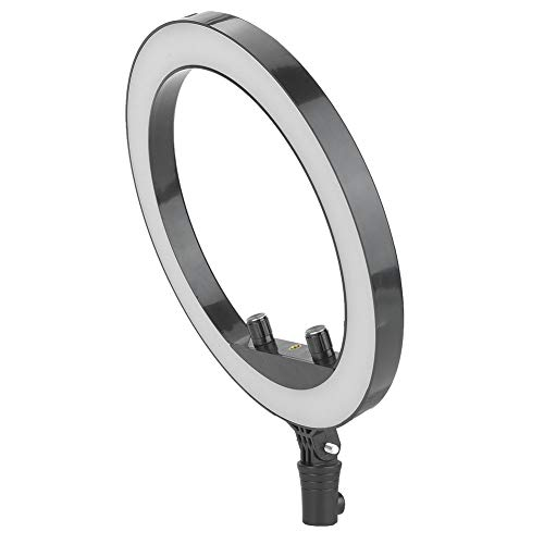 Lámpara de Relleno LED de transmisión en Vivo de 120 ° Grados, luz de Relleno de Selfie Ajustable, portátil para Selfie Iluminado