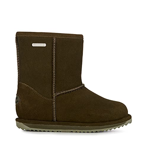 EMU Australia Brumby Lo Kids Wool Waterproof Boots
