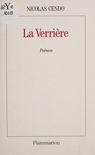 La Verrière (Poesie) (French Edition)