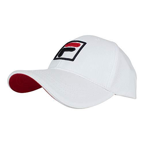 Fila Damen Sportcap FORZE weiß36