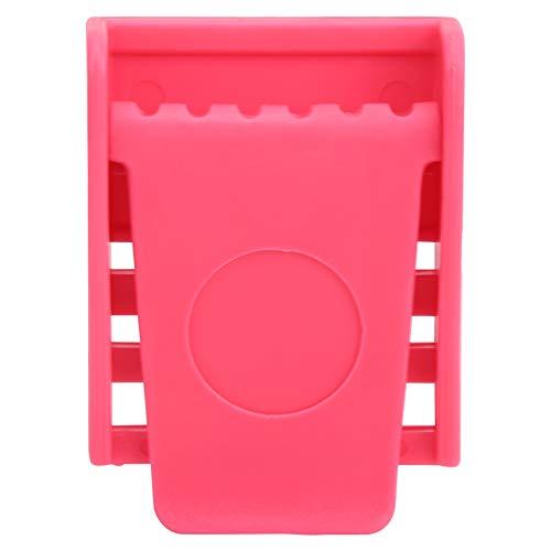 01 Hebilla de cinturón de Peso de Buceo, Hebilla de cinturón de Peso de plástico Resistente y Duradero para Pescar y Buceo Libre para bucear con esnórquel(Pink)