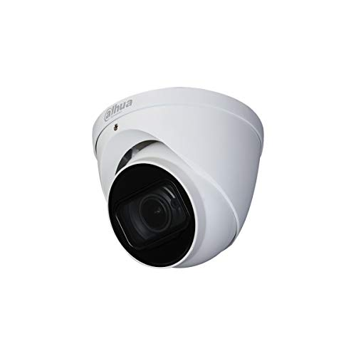 Dahua - Telecamera Dahua 5MP HDCVI Dome Motorizzata Audio - HAC-HDW1500T-Z-A