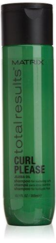 Matrix Total Results Curl Please Jojoba Oil Shampoo, 300 ml
