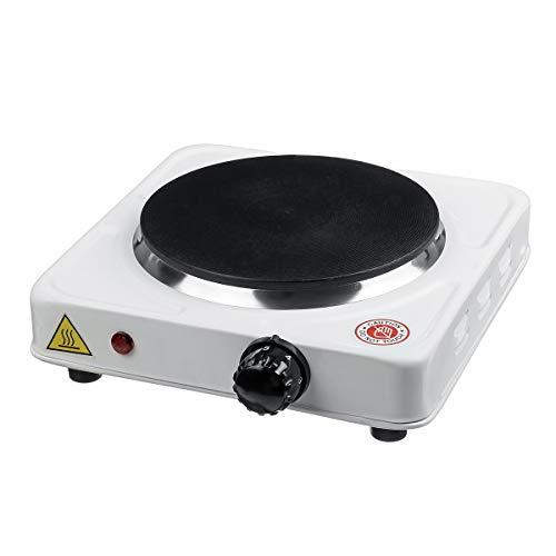 TuToy 1000W 110V Mini Estufa Cocina Placa De Leche Calentador De Café Herramientas Eléctricas De Parrilla Caliente