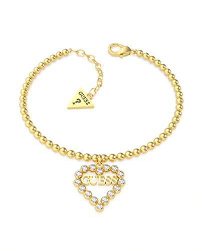 PULSERA GUESS JEWELLERY HEART ROMANCE UBB70087-S