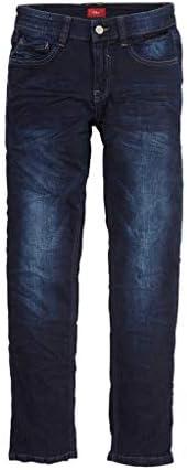 12-13 Years SLIM Blue Denim Stretch 59Z8 s.Oliver Boys 75.899.71.0619 Jeans,