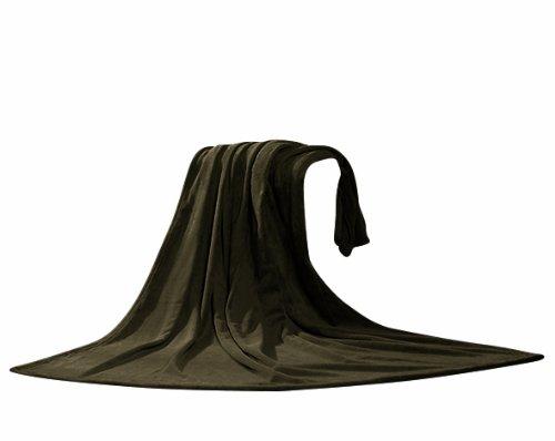 Gözze Memphis Tagesdecke XXL, schokolade, 180 x 220 cm, 88767-74-8020