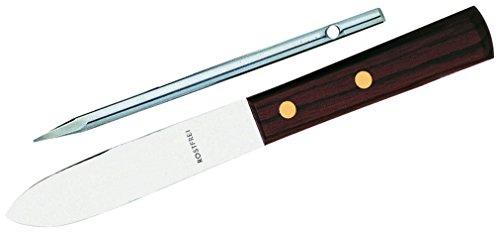 Herbertz Matrosen-Messer, mit Marlspieker, Mehrfarbig, One Size