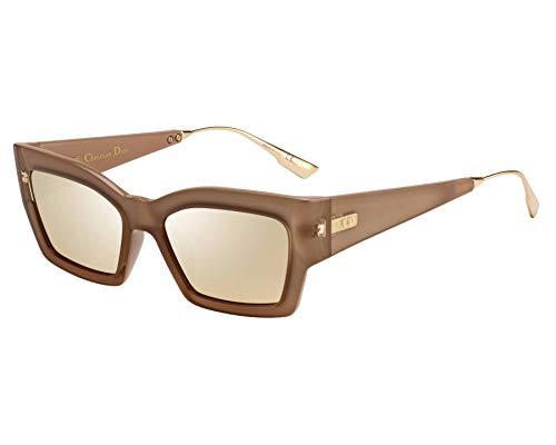 Dior Gafas de sol CATSTYLEDIOR2 S45/SQ oro el oro el tamaño de 54 mm de gafas de sol de las mujeres