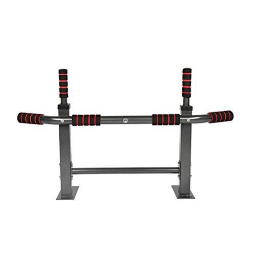 Gym Exercise Pull Up Bar voor de deur deuropening Verstelbare Deur Gym Chin Up Pull Up Bar voor deurkozijnen Sterke Secure Duurzaam Doorway Training Extendable