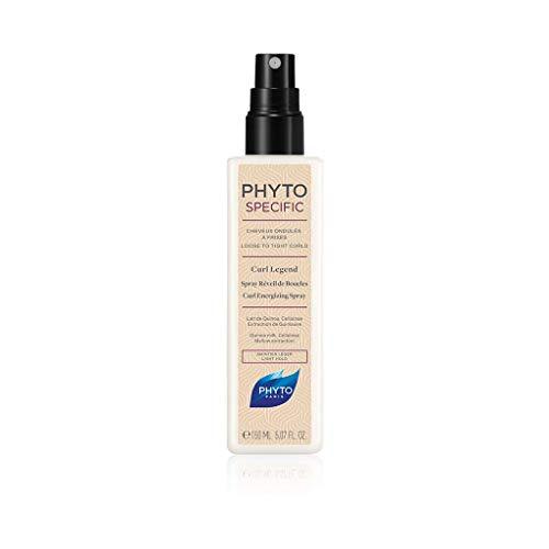 Phyto Curl Legend - Spray revitalizador de rizos - Cabello de rizos a ondulados - Sin siliconas - 200 ml
