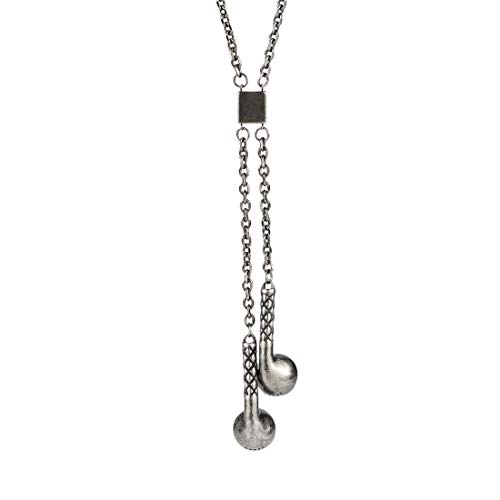 Bene Ciondolo for collana auricolare Retro Tide Ciondolo for collana auricolare in acciaio inossidabile di alta qualità