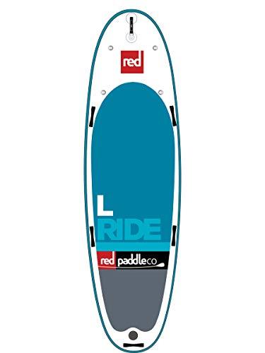 Red Paddle Unisex– Erwachsene Ride L 14' MSL Sup, Multicolor, Eine Größe