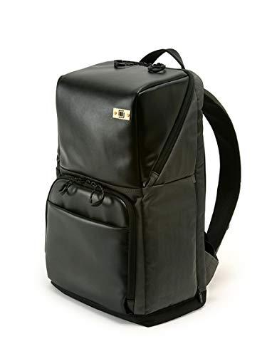 A&A ACAM-BS0001, Basalt - Rucksack, schwarz/grau