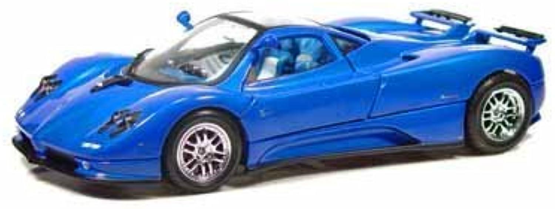 comprar marca Pagani Pagani Pagani Zonda C12 1 18 azul by Collectable Diecast  punto de venta en línea