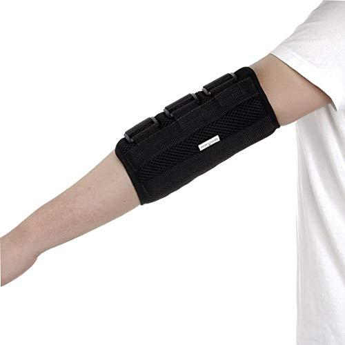 Yudesun Ellenbogenbandagen Ellenbogenschoner - Fracture Immobiliser Protector Schmerzlinderung, Rehabilitation von Sportverletzungen, Schutz Gegen Verletzungen