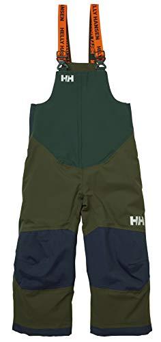 Helly Hansen Kinder Hose Rider 2 Ins BIB, 469 Forest Night, 6, 40342