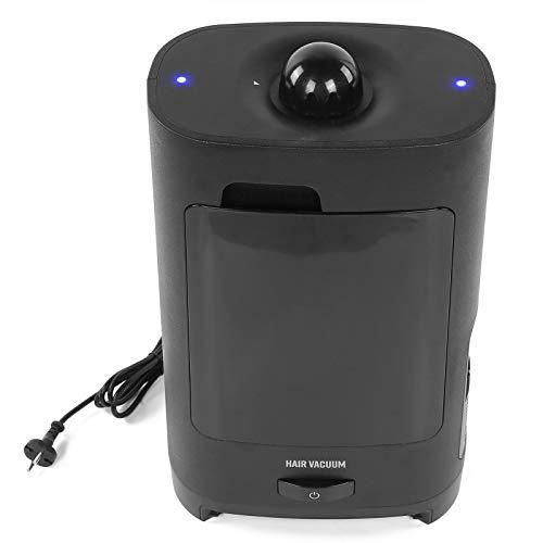 Aspiradora estacionaria sin contacto para peluquería, aspiradora por inducción infrarroja, dispositivo de limpieza al vacío para cabello roto, enchufe europeo de 220 V