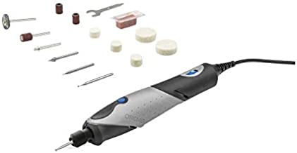 Dremel 2050-15 Stylo+ Versatile Craft Rotary Tool, Perfect for glass etching, leather burnishing, jewelry making, polishing, woodworking and more craft projects