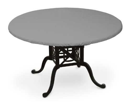 Koverroos Weathermax 81560 127 cm pour dessus de table ronde, 137,2 cm de diamètre, Charbon de bois