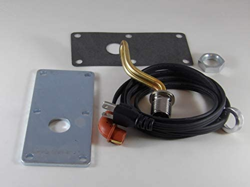 Engine Block Heater compatible with Long Tractors R9500 Special