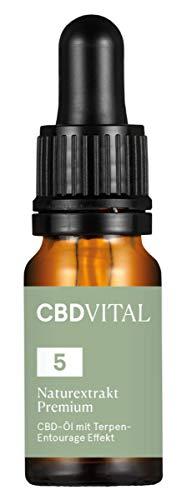 CBD Öl CBD Vital Naturextrakt Premium...