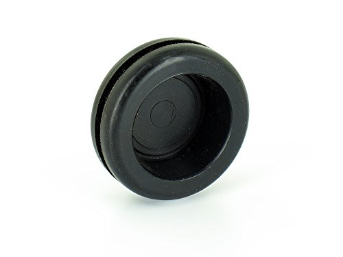 Preisvergleich Produktbild MZA Kabeltülle geschlossen - Gummi-,  Durchführungstülle,  Verschlußstopfen - 10x30x34-3, 0 (d1xd2xD-b) - Würth 5616681