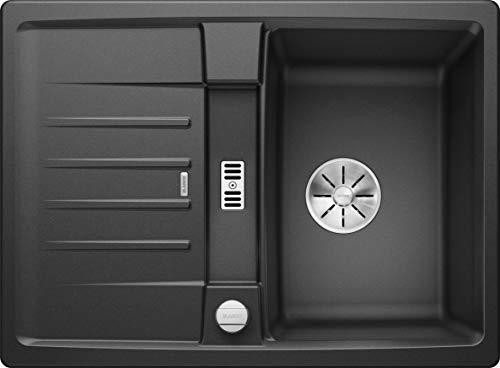 BLANCO 524880 Lexa 40 S Küchenspüle, anthrazit, 40 cm Unterschrank