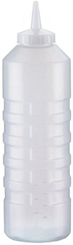 Vollrath 4916 13 Squeeze Bottle Ribbed 16 Oz Capacity