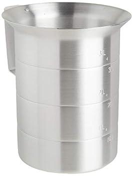 Winco Aluminum Winware Measure 4 Quart