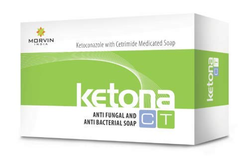 Morvin India Ketona Anti Fungal and Bacterial Soap