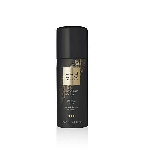 ghd shiny ever after - spray potenciador de brillo profesional para todo tipo de cabellos, 100ml